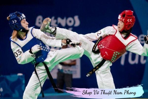 Giáp Taekwondo giá bao nhiêu