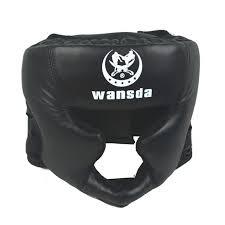 mũ bảo hộ võ thuật WANSDA