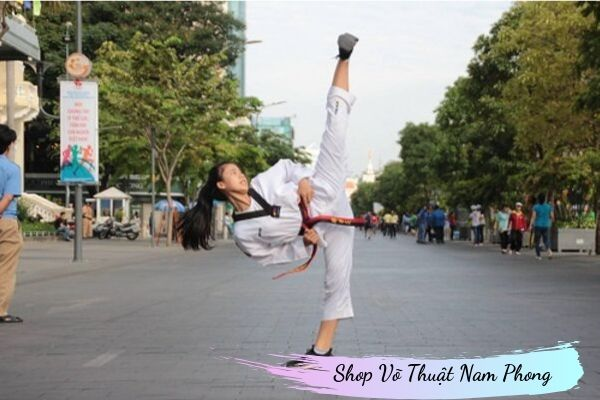 Học võ tự vệ