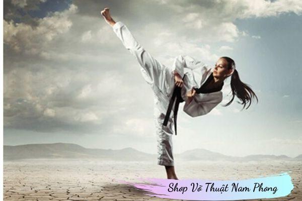 Ý nghĩa của môn võ Taekwondo