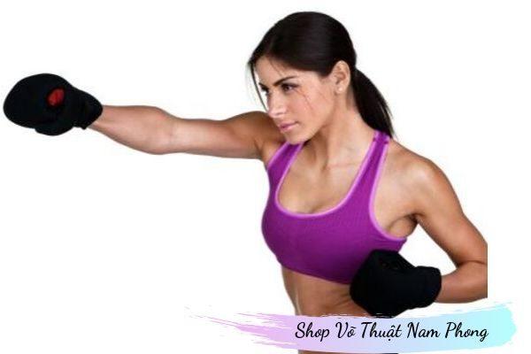 kickboxing giảm mỡ cực nhanh