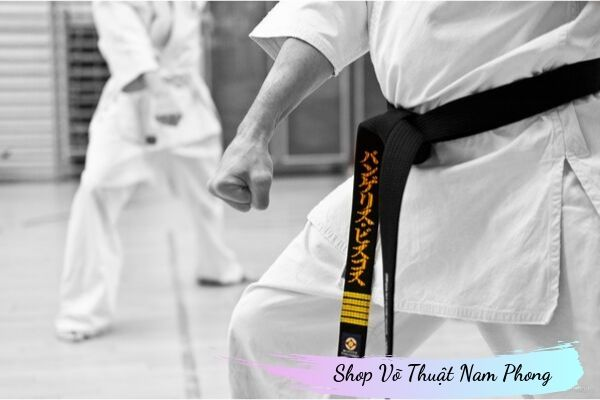 Đai karatedo
