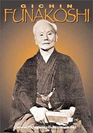 Sáng tổ Funakoshi Gichin