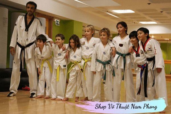 Ở đâu dạy võ taekwondo