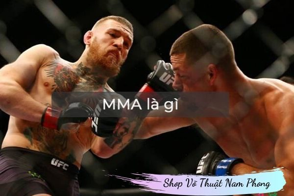 Võ MMA là gì ?