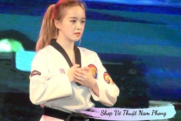 Taekwondo là quốc võ Hàn Quốc