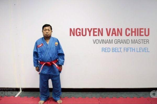 Võ sư Nguyễn Văn Chiếu