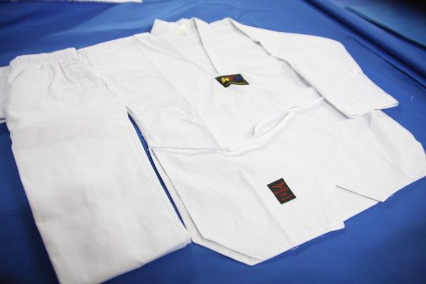 võ phục taekwondo kaki